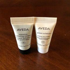 Aveda Face Cream Samples